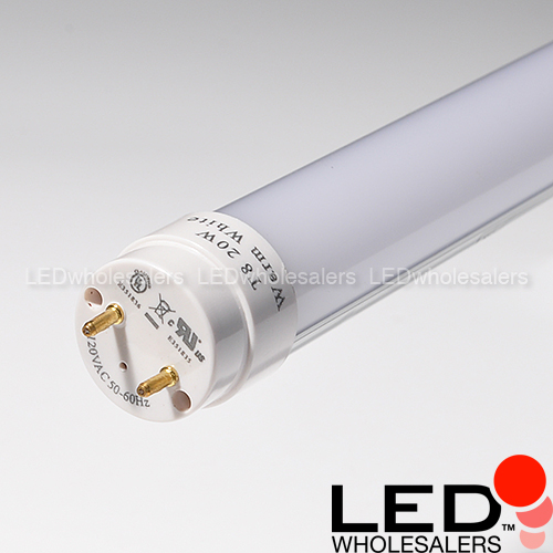 LED 4 Ft Fluorescent Replacement Tube T8 T12 Bulb