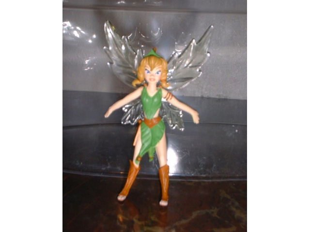 DISNEY-PETER-PAN-FAIRY-CHRISTMAS-ORNAMENT-Tinkerbell