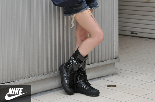 Brand new model from Nike Sportswear. A waterproof boot for the ladies