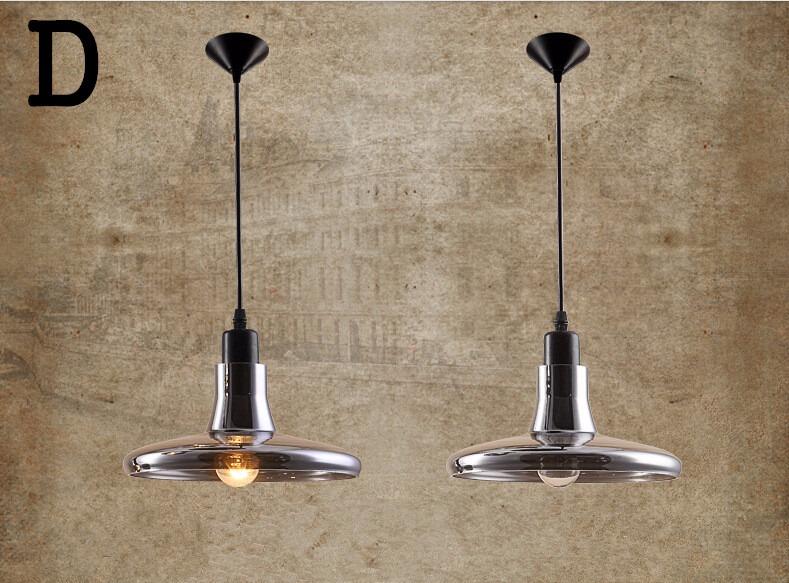 Nuova retr loft vetro lampadari moderni da cucina lampade design sospensione ebay - Lampadari da interno ...