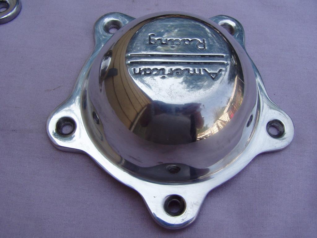 American Racing Torque Thrust Center Caps Hot Rod