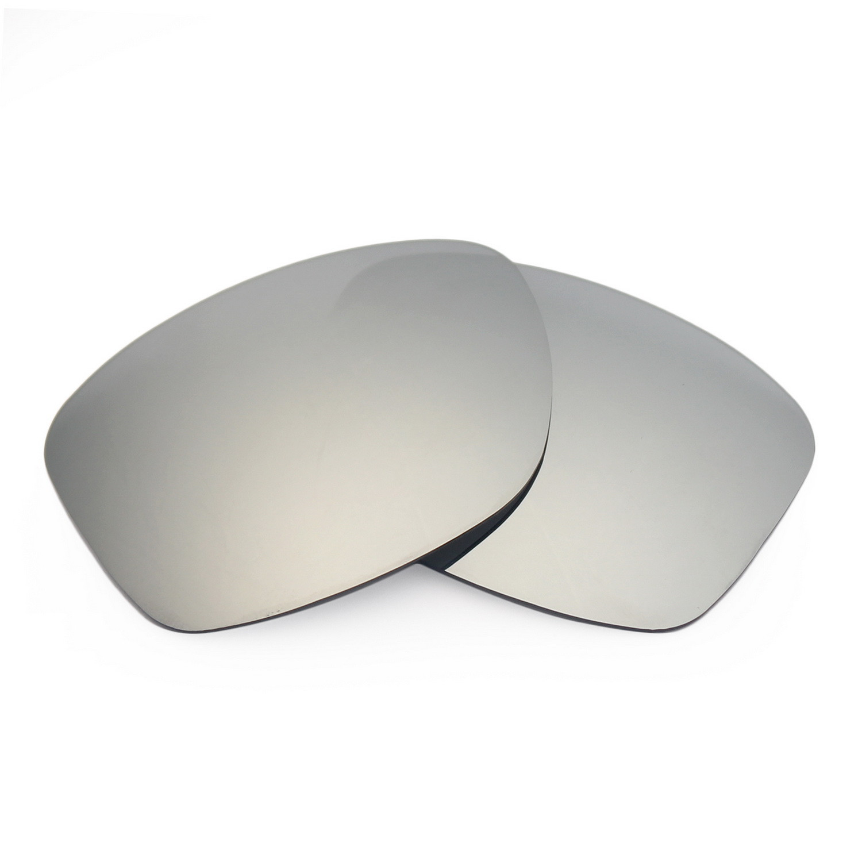 oakley flak jacket black iridium polarized lenses  polarized replacement