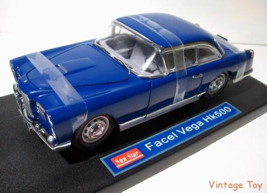 1959 facel vega hk500 sedan 1 18 sun star diecast mint. Black Bedroom Furniture Sets. Home Design Ideas