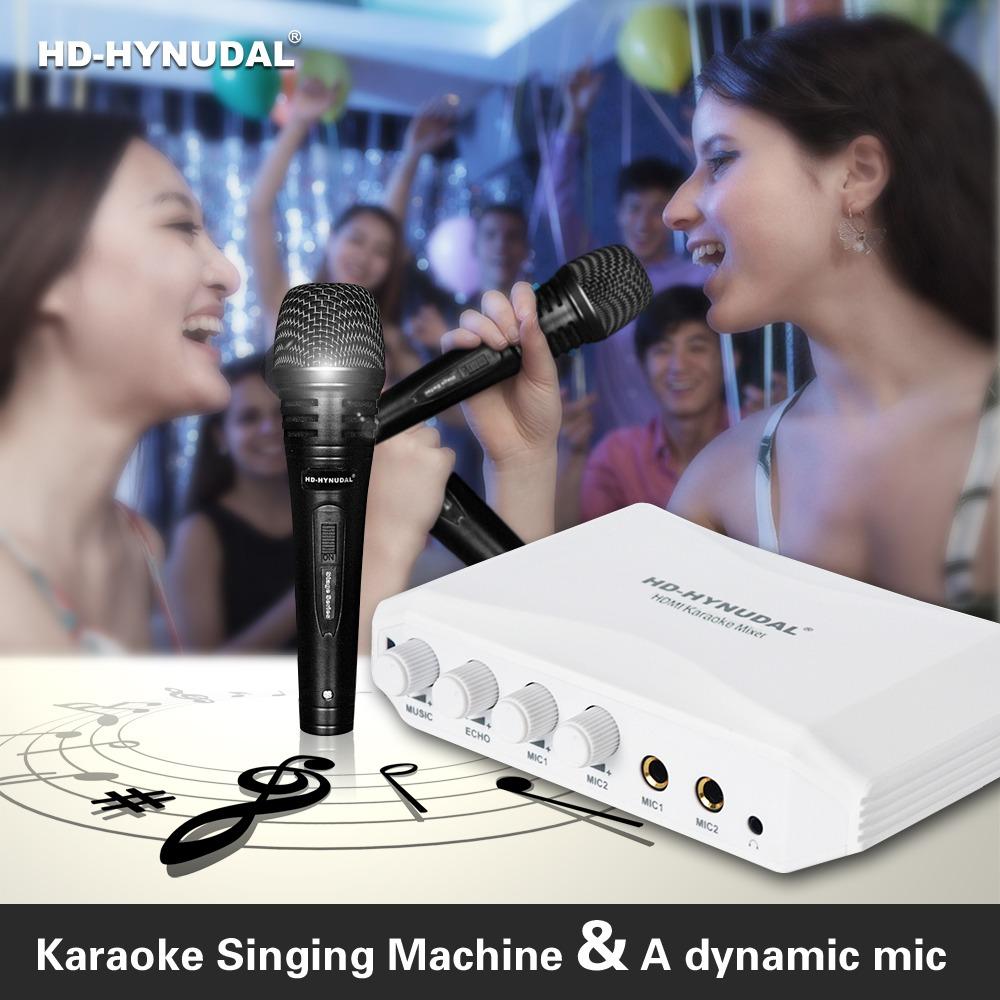 newest karaoke machine