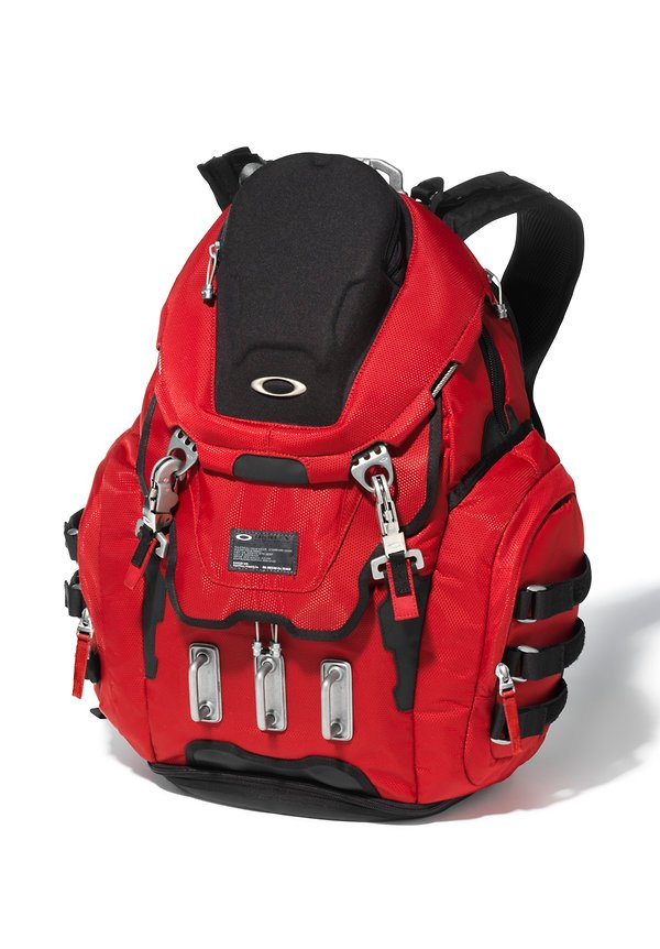 New Oakley Kitchen Sink Backpack Red Ebay