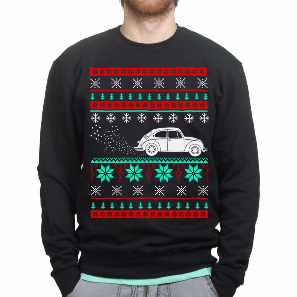 VW Beetle T1 Rat Bug Christmas Xmas Gift Ugly Classic V Dub ...