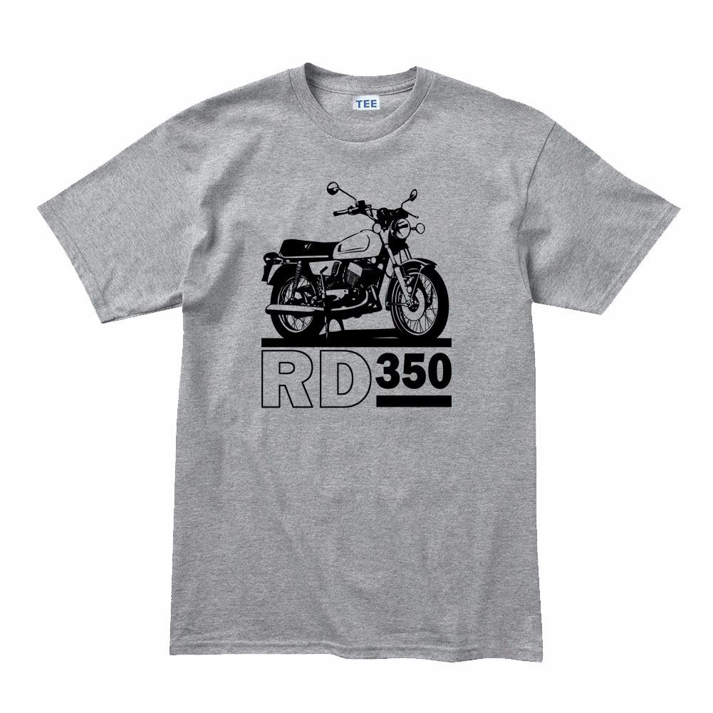 Black yamaha t shirt - Yamaha Rd 350 Mens T Shirt 250 Lc Classic 2 Stroke Motorcycle