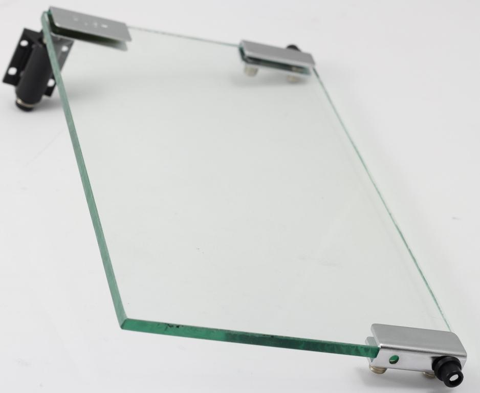 Glass Door Cabinet Cupboard Hardware Hinge Set Magnetic