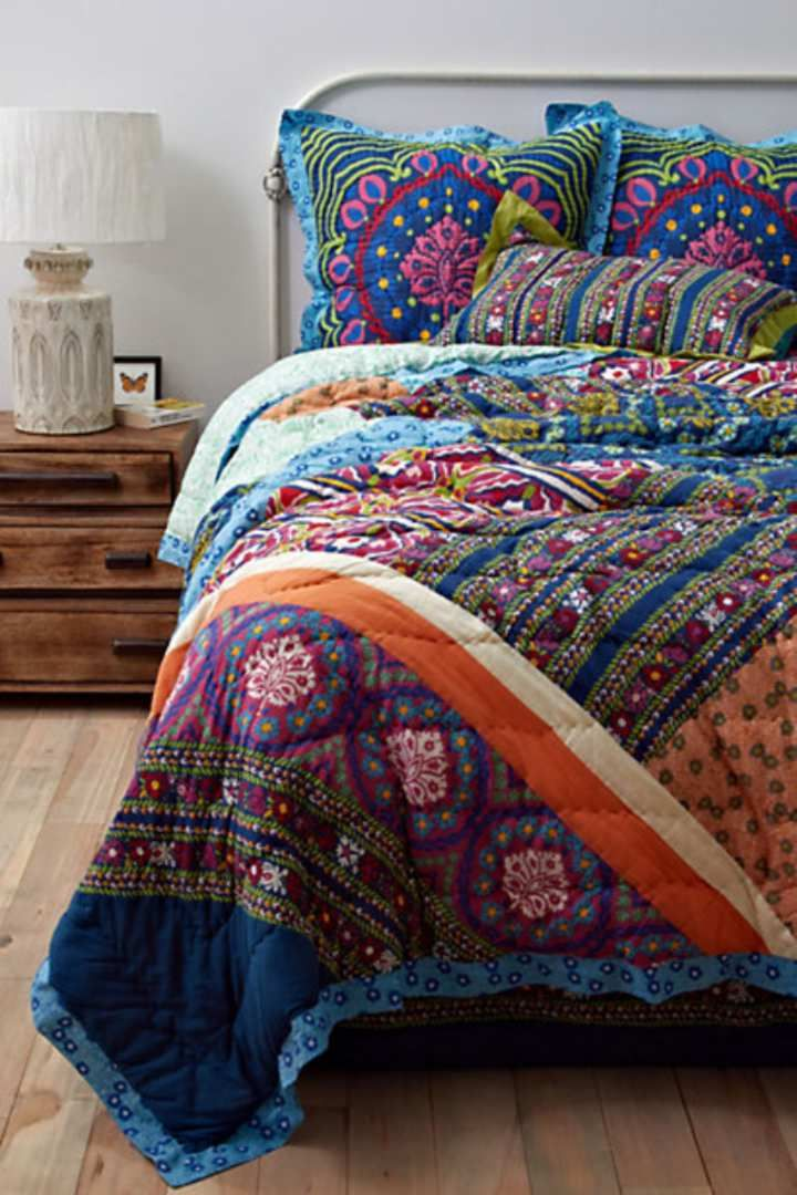 Bright Colored Teen Bedding 2