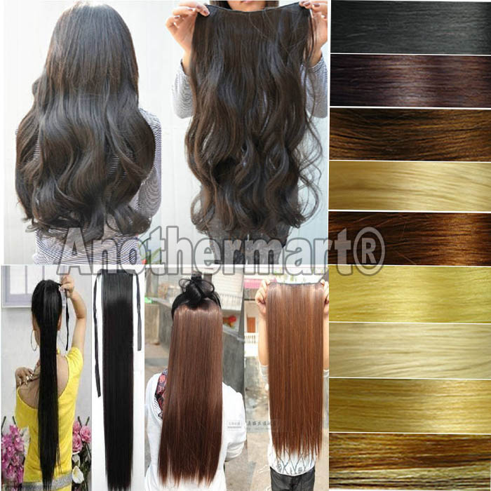 Good Quality Real Hair Extensions 43