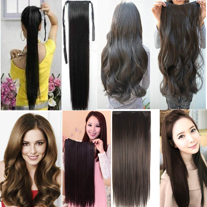 Good Quality Clip In Hair Extensions Uk 56