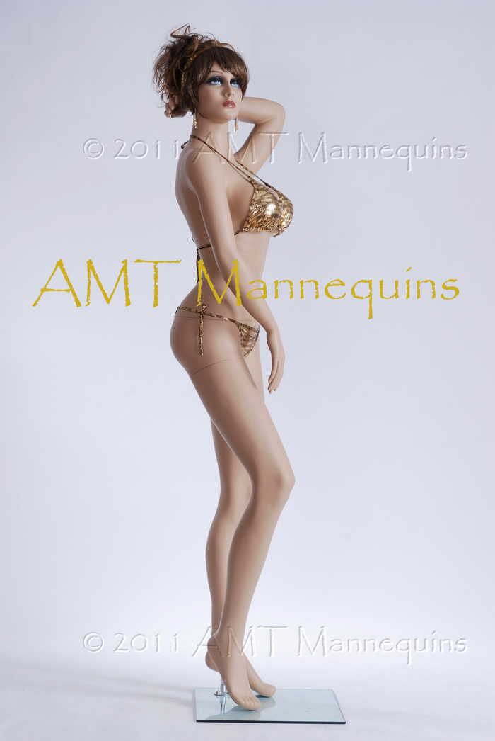 Ass sexy female mannequin want