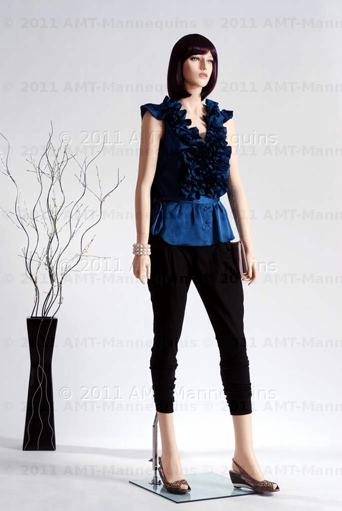 amt mannequins standing female mannequin model mia