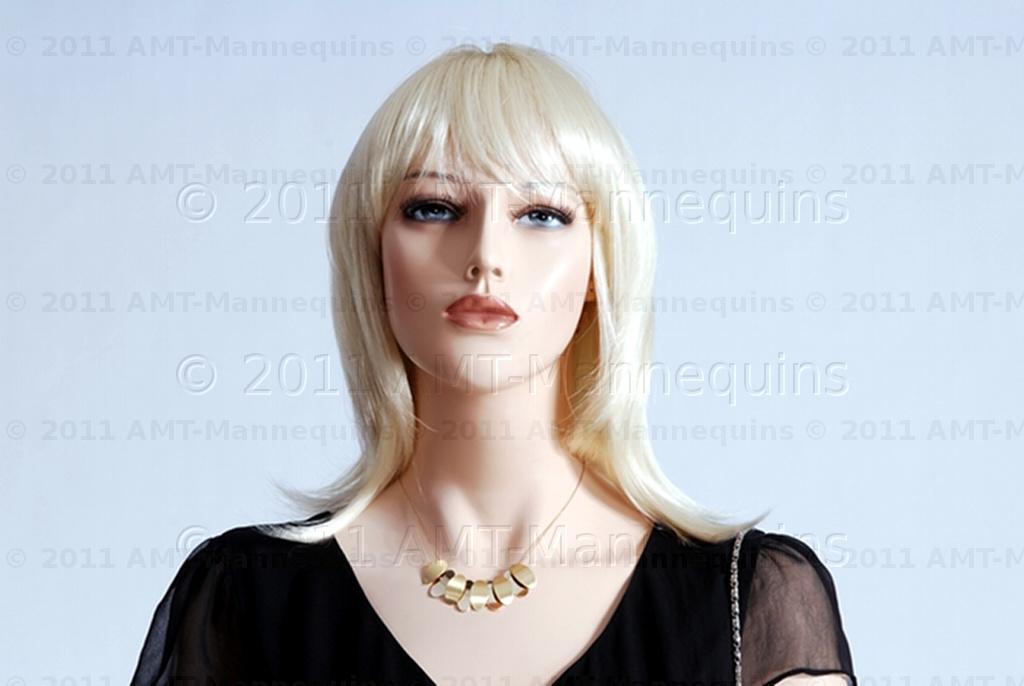 Female Mannequin brand new manikin   Mia + 1 wig (W422)