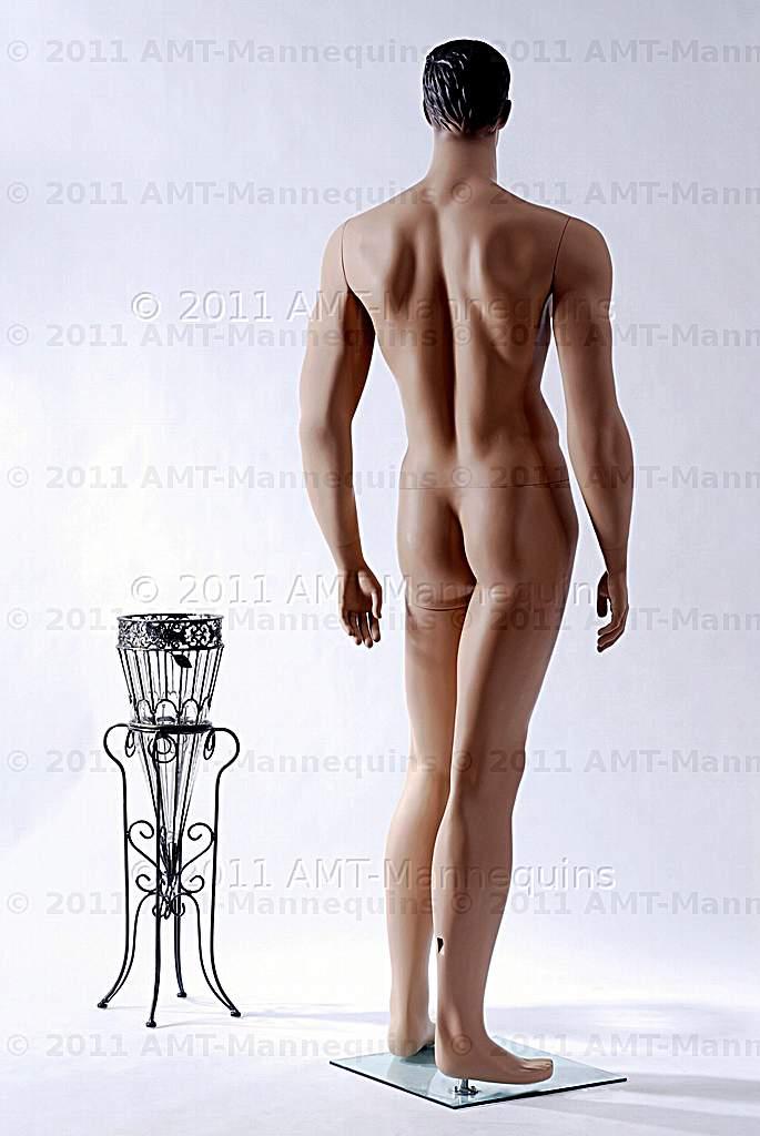 AMT Mannequin Standing Female Model Jim