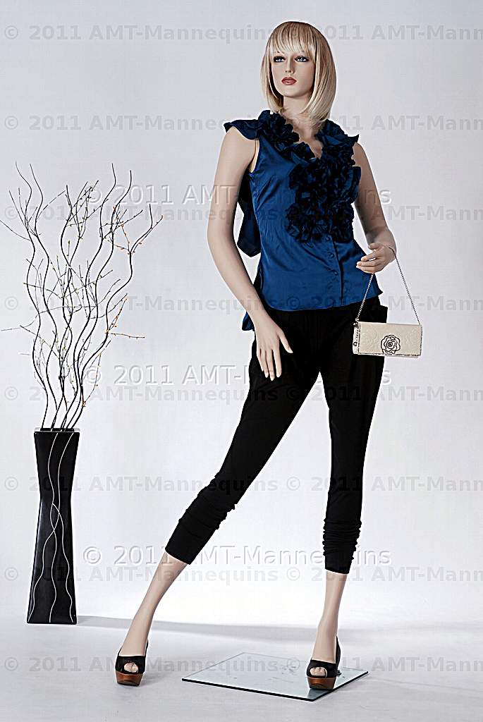 amt mannequins standing female mannequin model jade
