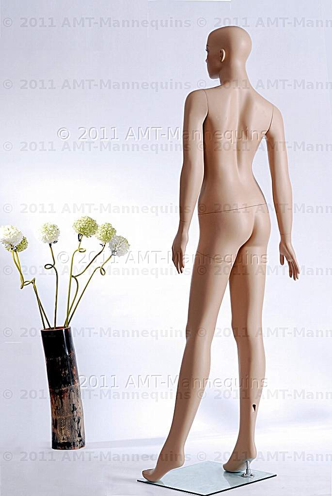 Female Mannequin Realistic Looking Formal Manikin Amy 1 Wig W008