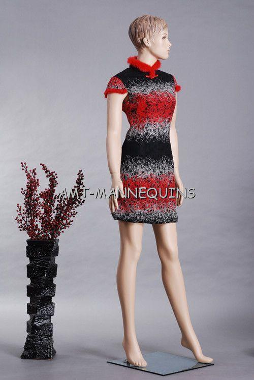 amt mannequins standing female mannequin model nancy