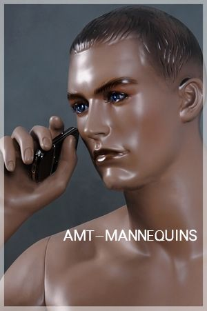 Display Male Mannequins AMT Mannequins Manikin Dell