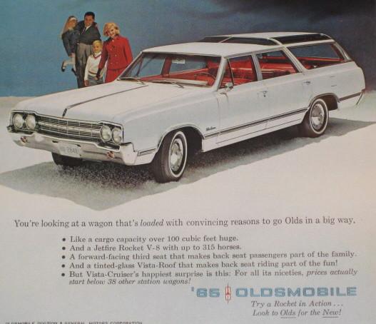 1966 oldsmobile jetfire