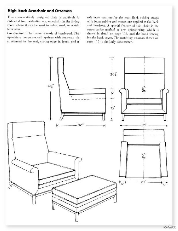 Furniture Design And Construction
