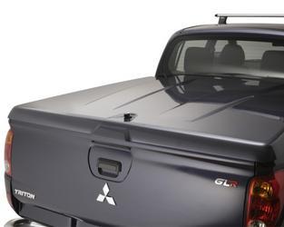 Mitsubishi-Triton-Dual-Cab-Tray-Cover-Ute-Tonneau-Hard-Cover-Painted