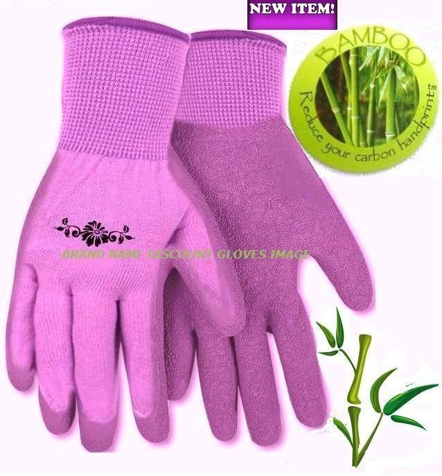 FORM FIT GRIP Soft Bamboo Purple Garden ...