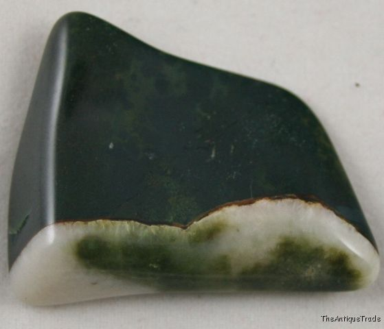 Indian jasper 30x37 free form cabochon gemstone sa16