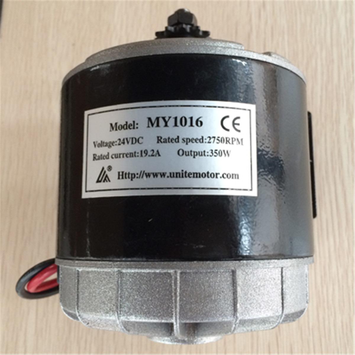 Performance My1016 Start Motor 36v 350w Electric Engine