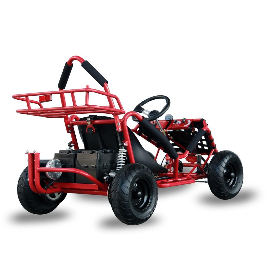 2x electric go kart 1000 watt 3 speeds off road go kart for 12 volt motor go kart