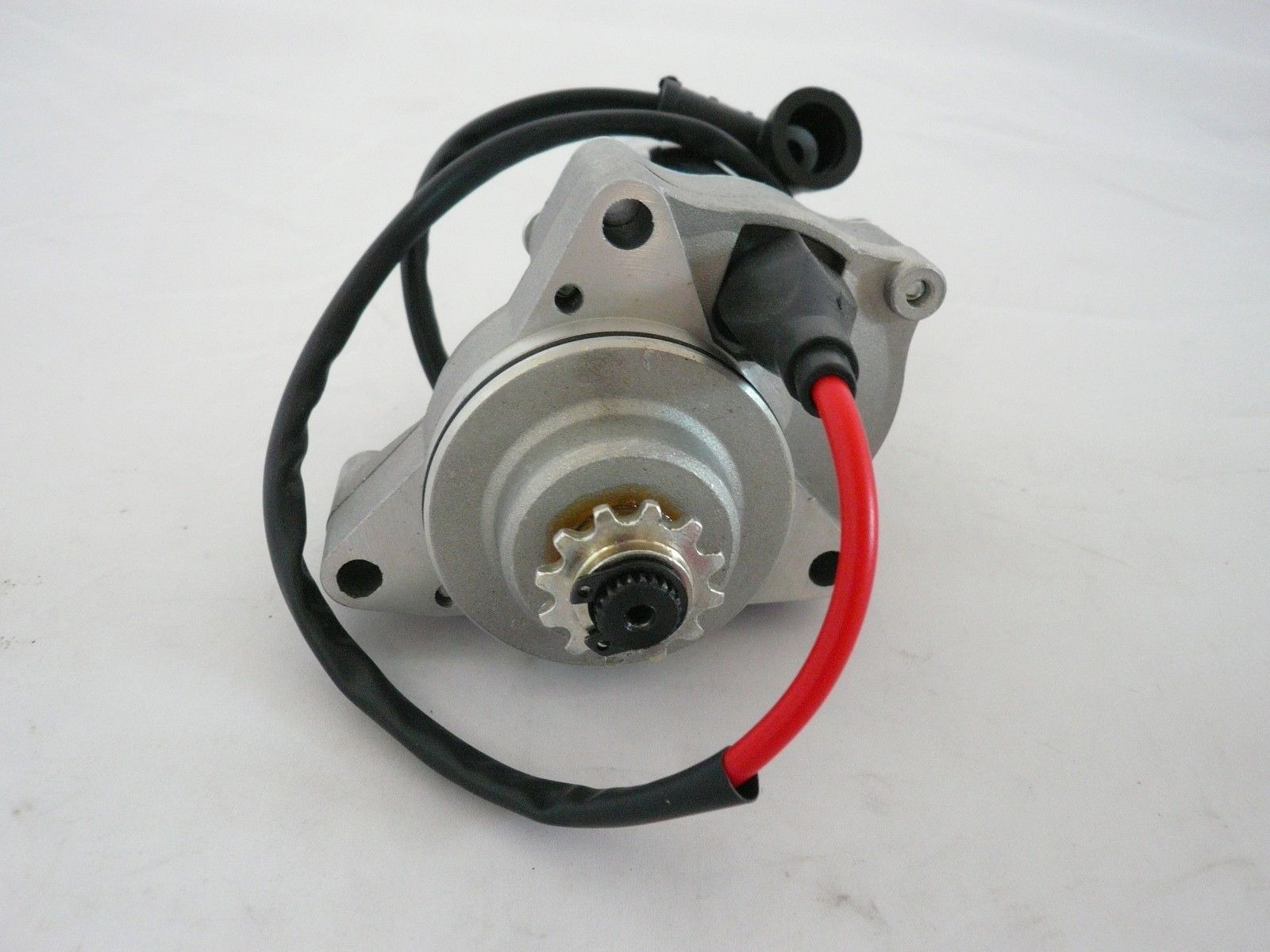Atv quad electric bike upper starter motor 50cc 70cc 90cc for How to make an electric bike with a starter motor