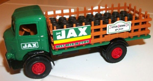 1:43 Jackson JAX Brewing Co Beer Truck