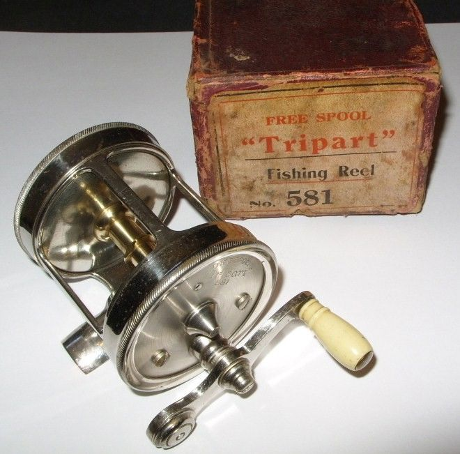Meisselbach 581 Tripart NLW Take-Apart 1909-1917
