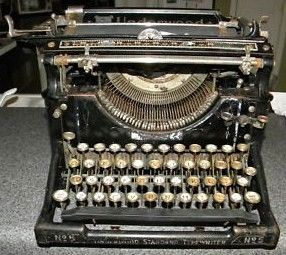 1917 Underwood No 5 Typewriter