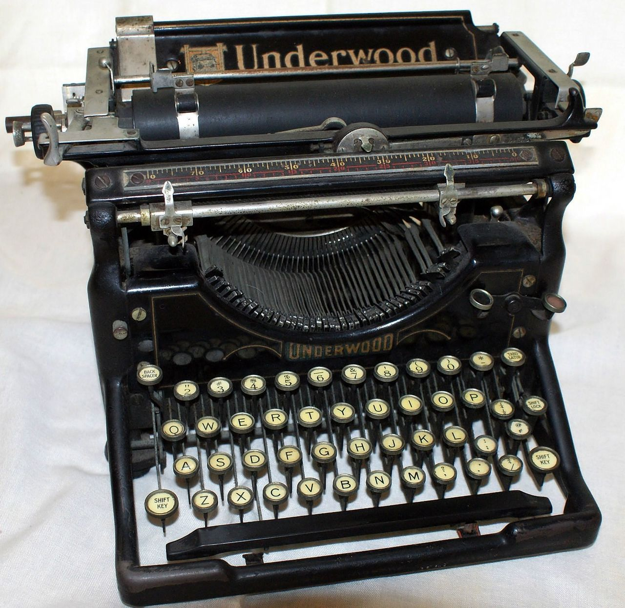 1920 Underwood 5 Typewriter