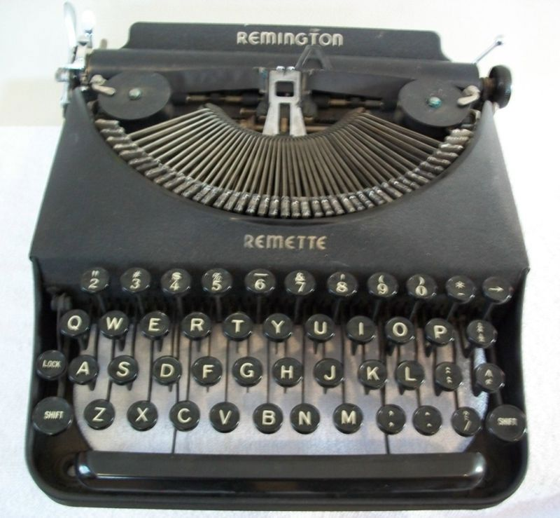 1942 Remington Remette Typewriter