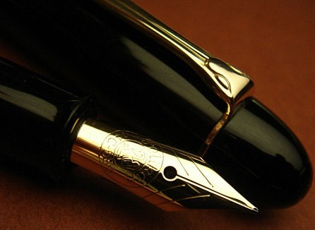 1958 Pelikan 140 Pen 14K Flex Nib-Fine