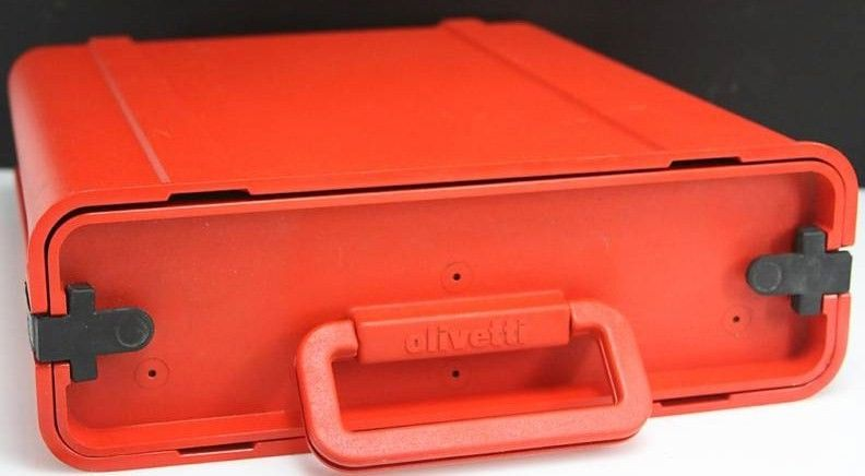 Olivetti Valentine Case