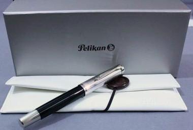 1980s Pelikan M730 Fountain Pen 18Kt Nib w/Original Box