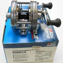Abu Garcia 4500CS Vintage New in Box 1990s