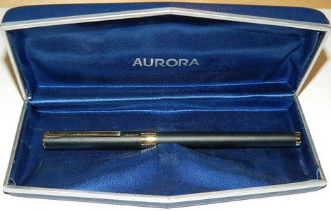 Vintage Aurora Fountain Pen Made in Italy 1970's Series Marco Polo