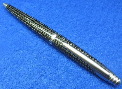 Alfred Dunhill Carbon Fibre Ballpoint Pen
