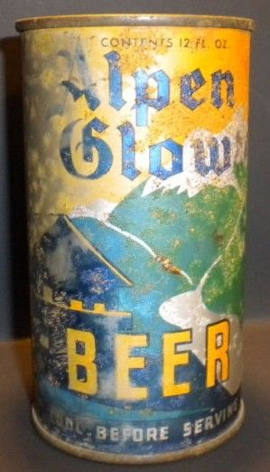 Alpen Glow Flat Top/CA Brewing