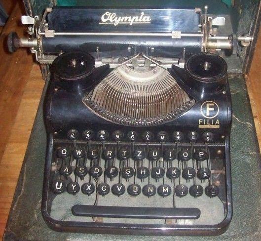 1934 Olympia Filia