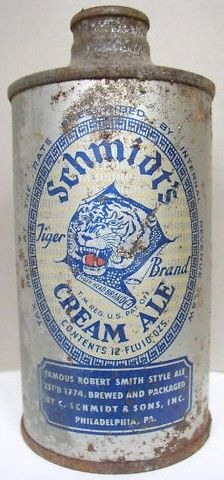 Antique Schmidt's Cream Ale J Spout