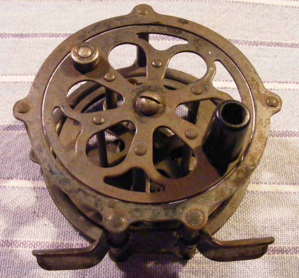 Antique Southbend St Joe 1170 Fly Reel