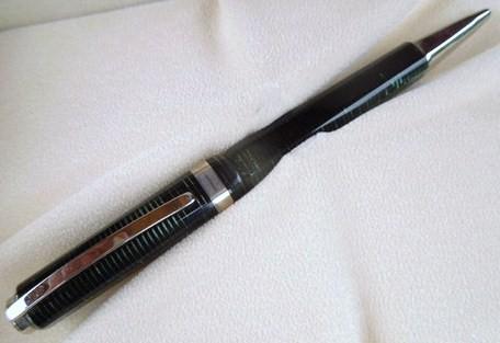 Ballpoint Pen Visconti Wall Street/Green 383v
