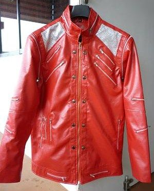 Beat It Jackson Style Jacket