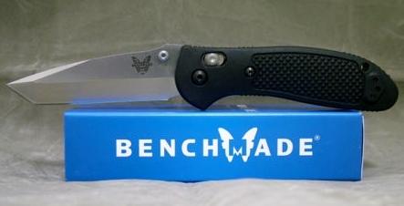 Benchmade 554 Griptilian Tanto Knife
