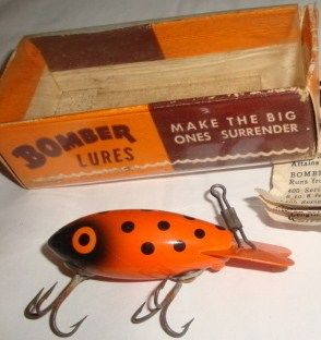 old fishing lure sale, Fishing Bait